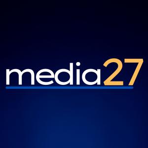 Media27 Logo